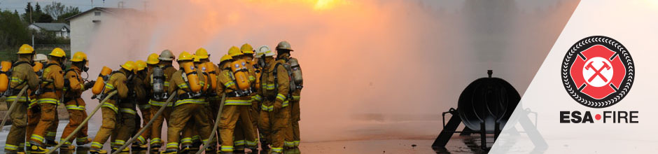professional fire fighter training and emergency medical training
